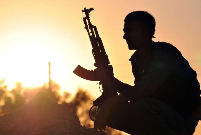 « La grande bataille pour la libération de Rakka et de sa province a commencé », a annoncé une commandante des Forces démocratiques syriennes.