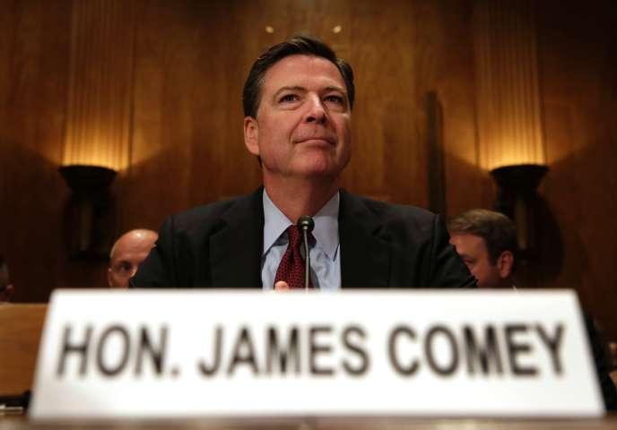 James Comey, le 27 septembre à Washington.