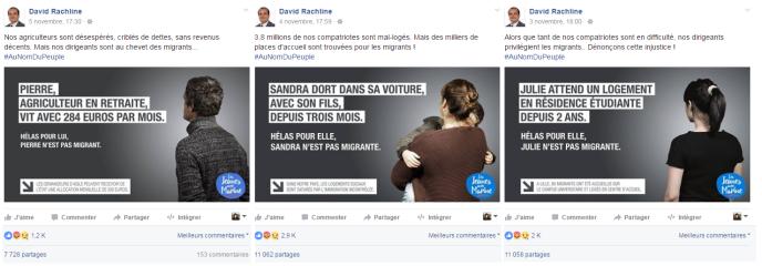 Les intox du FN sur les «privilèges» des migrants face aux Français