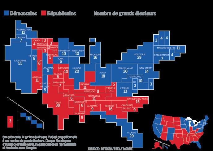 Résultats de l'élection présidentielle de 2012.