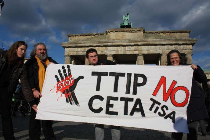 Berlin, le 18 avril 2015.