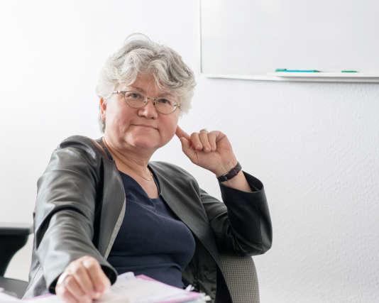 Dominique Méda est professeure de sociologie et directrice del'Institut de recherche interdisciplinaire en sciences sociales (Irisso).