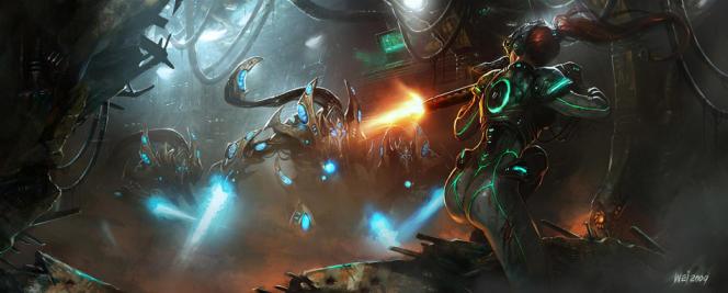 « Starcraft 2»