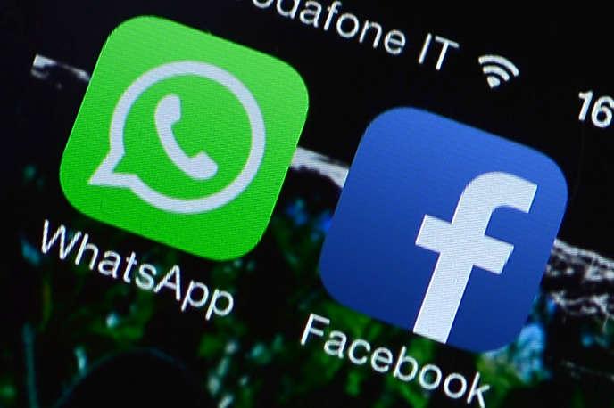 WhatsApp a annoncé en août qu'elle allait transférer les données de ses utilisateurs vers Facebook.