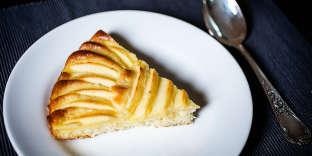 La tarte flamande de Laurent Dupont.