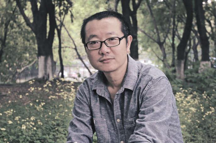 L'écrivain chinois Liu Cixin.