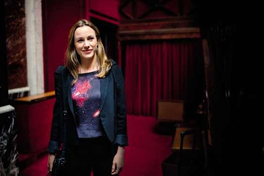 Axelle Lemaire, secrétaire d'État chargée du numérique.