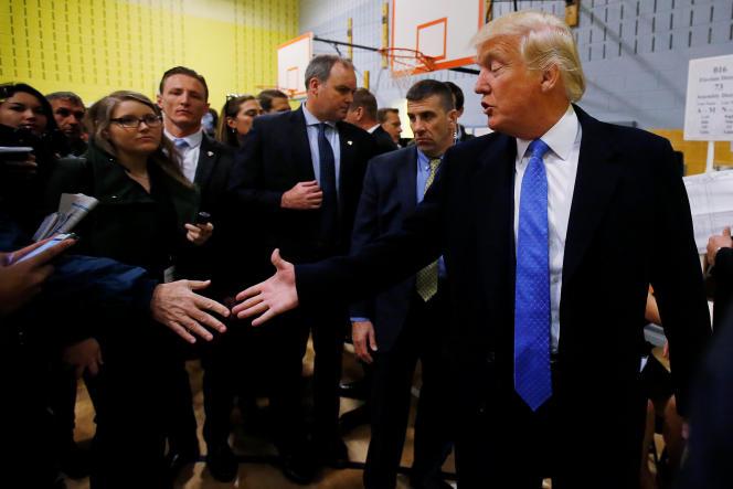 «« On peut cependant douter que le programme de Trump soit voté dans son intégralité. Le nouveau président devra sans doute composer avec la partie « conservatrice » du Parti républicain, soucieuse des équilibres budgétaires, surtout pour la partie dépenses. »