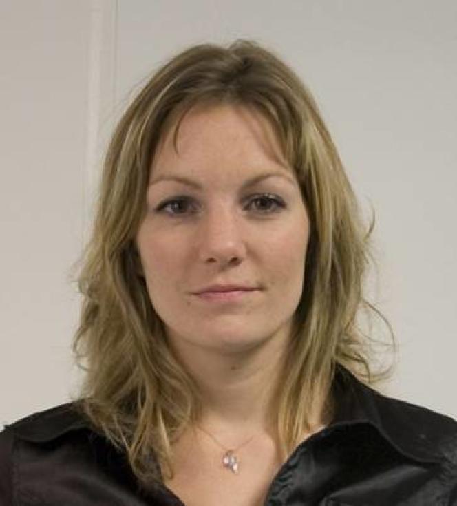 Karine Charton, manageuse de projet au sein la direction scientifique de l'AFM-Téléthon et chargée de recherche & développement depuis six ans au laboratoire Généthon (financé par l'AFM-Téléthon).
