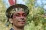 Benki Piyako, leader politique et spirituel d'Amazonie
