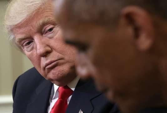 Les deux hommes ont évoqué le sujet jeudi, lors de leur rencontre à Washington.