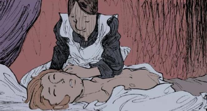 «Monsieur désire ?», d'Hubert et Virginie Augustin.