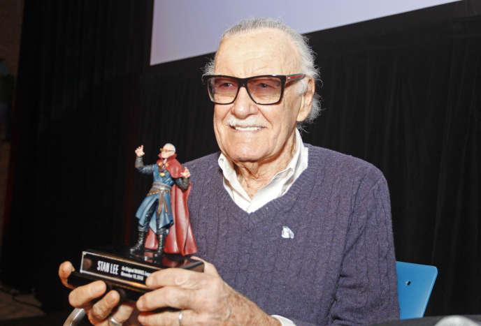 Stan Lee en novembre 2016.