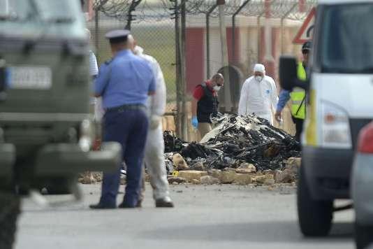 La dgse s inqui te d une enqu te sur l accident d avion malte - Bureau enquete accident avion ...