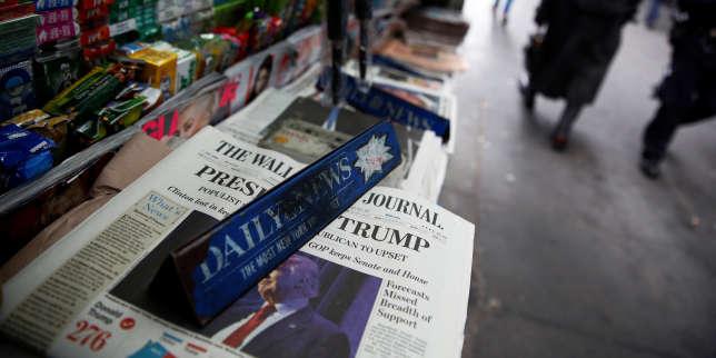 La Chine expulse trois journalistes du «Wall Street Journal»