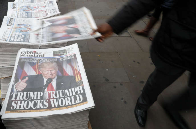L'élection de Donald Trump a surprise de nombreuses chancelleries à travers le monde.
