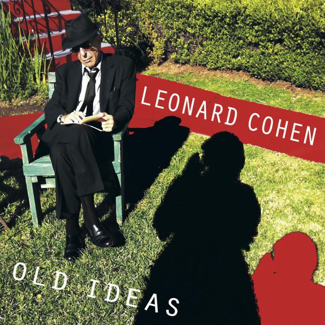 Pochette de l'album« Old Ideas» (2012), de Leonard Cohen.