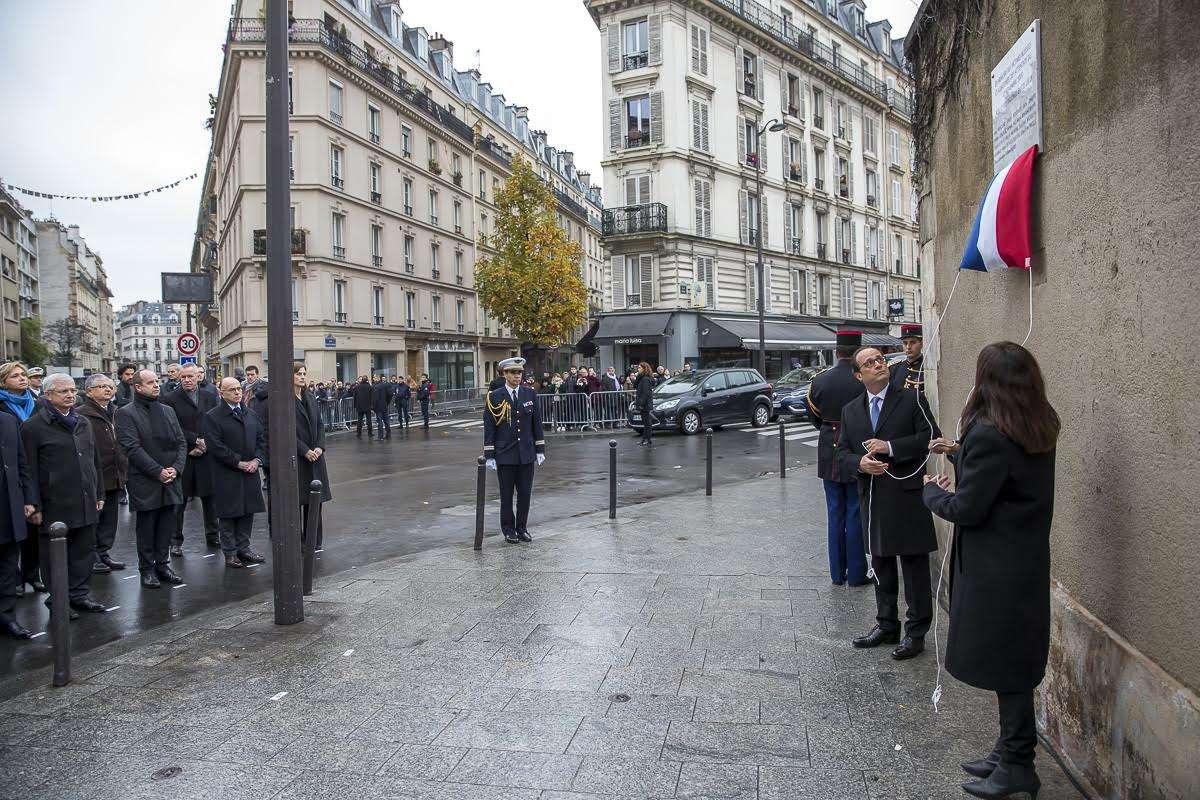Les fran ais rendent hommage aux victimes du 13 novembre apr s une ann e reprendre vie - Le comptoir du petit marguery paris 13 ...