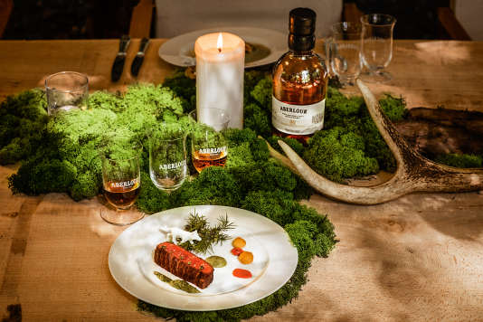 Et si on dînait au whisky ?