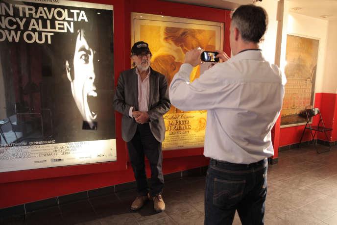 Une scène du documentaire français dePierre Filmon,«Close Encounters with Vilmos Zsigmond».