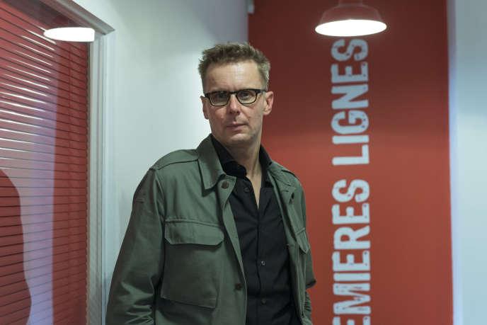 Luc Hermann est journaliste et directeur associé de la société de production Premières Lignes.