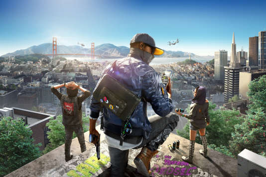 « Watch Dogs 2 ».
