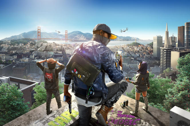 «Watch Dogs 2».