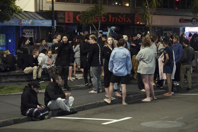 A Wellington, le 14 novembre 2016.