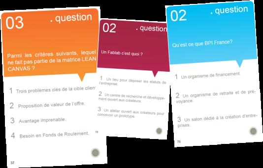 Kikré, un jeu de plateau pour apprendre à gérer, conçu par Karine Le Rudulier, maître de conférences en sciences de gestion à l'école universitaire de management IGR-IAE de Rennes, en partenariat avec Catherine Derousseaux, consultante en entrepreneuriat.