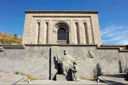 Le Matenadaran est l'un des plus riches musées au monde.