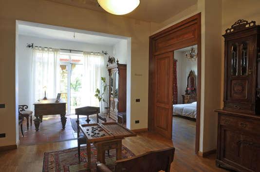 La Villa Ayghedzor, un hôtel confortable dont une partie des recettes est reversée à l'ONG Family Care.