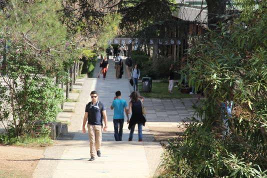Les élections aux Crous se déroulent dans chacune des régions. Ici, l'Université Montpellier 3.