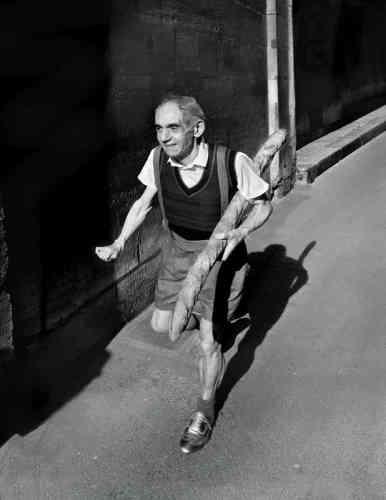 Hommage à Willy Ronis, Le Petit Parisien, 1952-2014.