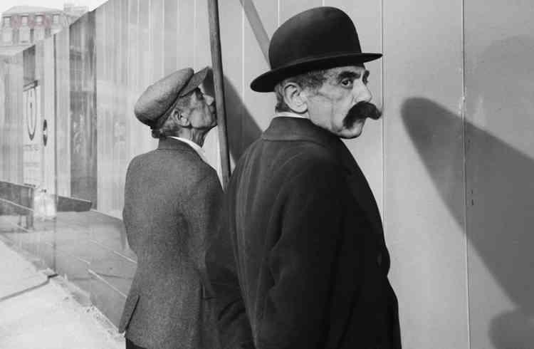 Hommage à Henri Cartier-Bresson, Bruxelles, 1932-2014.