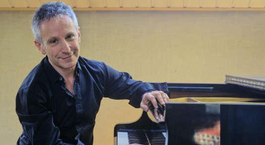 Le pianiste Jean-Louis Haguenauer.