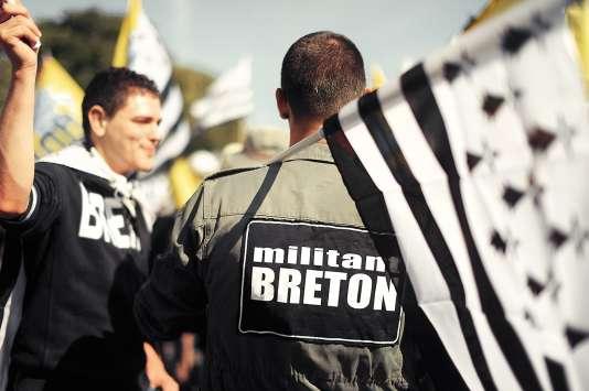 Le cas breton serait«particulièrement représentatif de la difficulté de la France à gérer ses minorités», selon Stéphane Domagala.