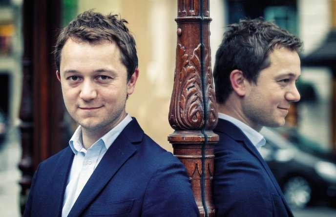 Le jeune libéral, Maël de Calan,s'investitdès 2014 auprèsd'Alain Juppé.