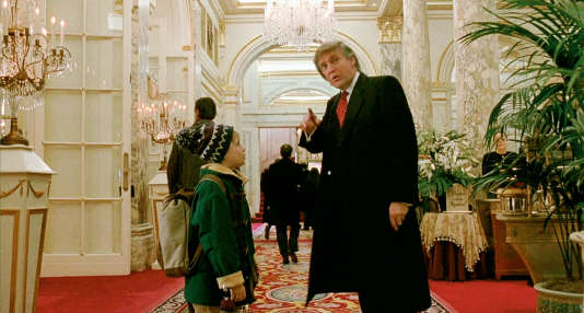 Donald Trump croise Macaulay Culkin dans « Maman, j'ai encore raté l'avion ».