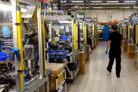 «Il s'agit de permettre à l'actionnaire, grâce aux prérogatives attachées à sa qualité, de clarifier les conditions de sa contribution à la mise en œuvre du projet d'entreprise. C'est tout le contraire d'un retour vers le capitalisme managérial» (Photo: usine à Montevrain, en Seine-et-Marne, en octobre).