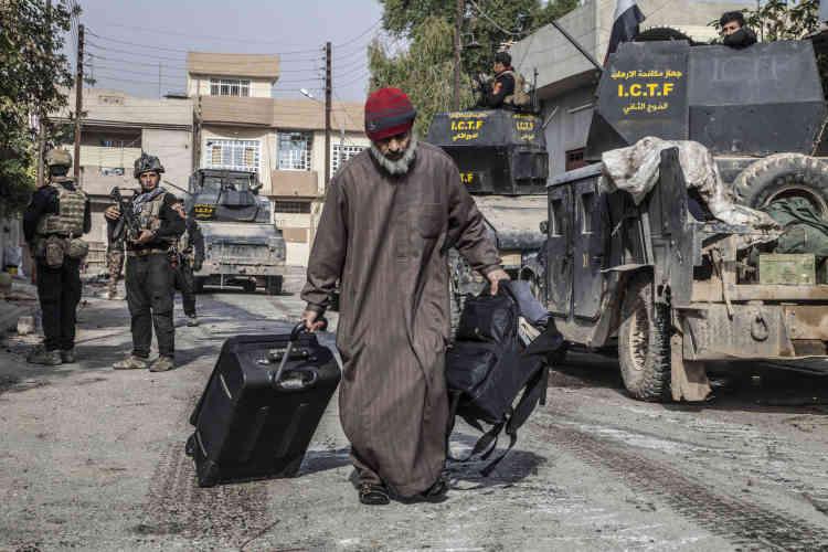 Mossoul, le 9 novembre