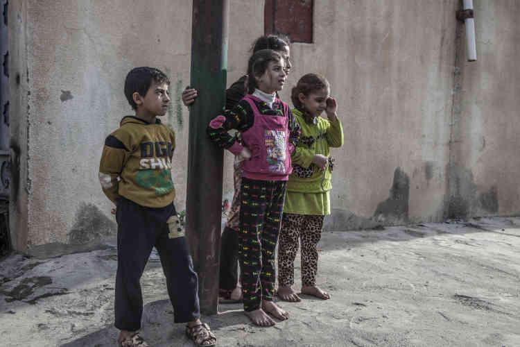 Mossoul, le 10 novembre.