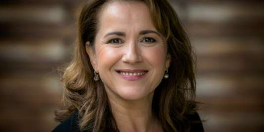 La directrice de l'IAE d'Aix-en-provence, Virginie de Barnier