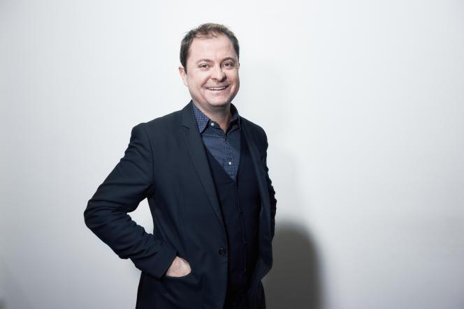 Antoine Jouteau, le CEO de Le Bon Coin in France le 7 novembre.
