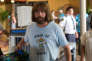 Zach Galifianakis dans le film américain de Jared Hess,« Les Cerveaux» («Masterminds»).