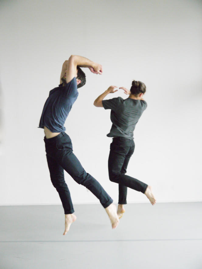 « Faits et gestes», une chorégraphie de Noé Soulier au Centre national de la danse à Pantin.