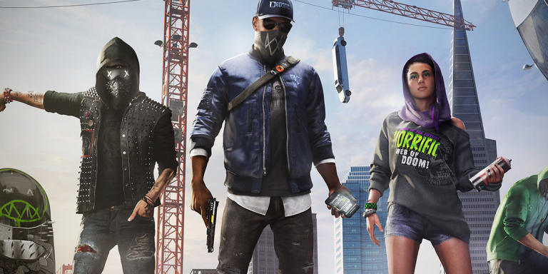 « Watch Dogs 2».