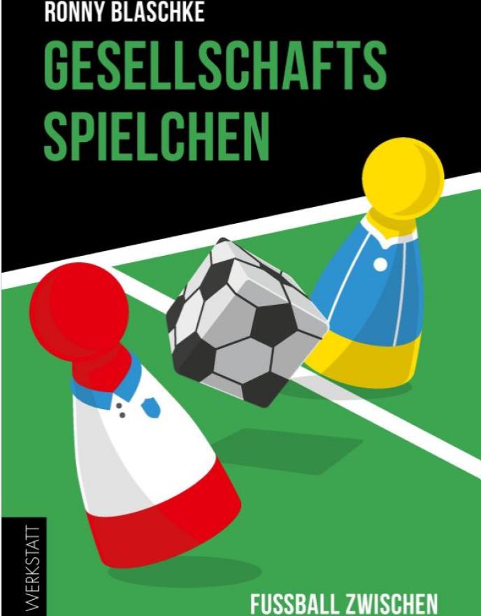 «Gesellschaftsspielchen», de Ronny Blaschke. Die Werkstatt, 288 pages, 16,90 euros.