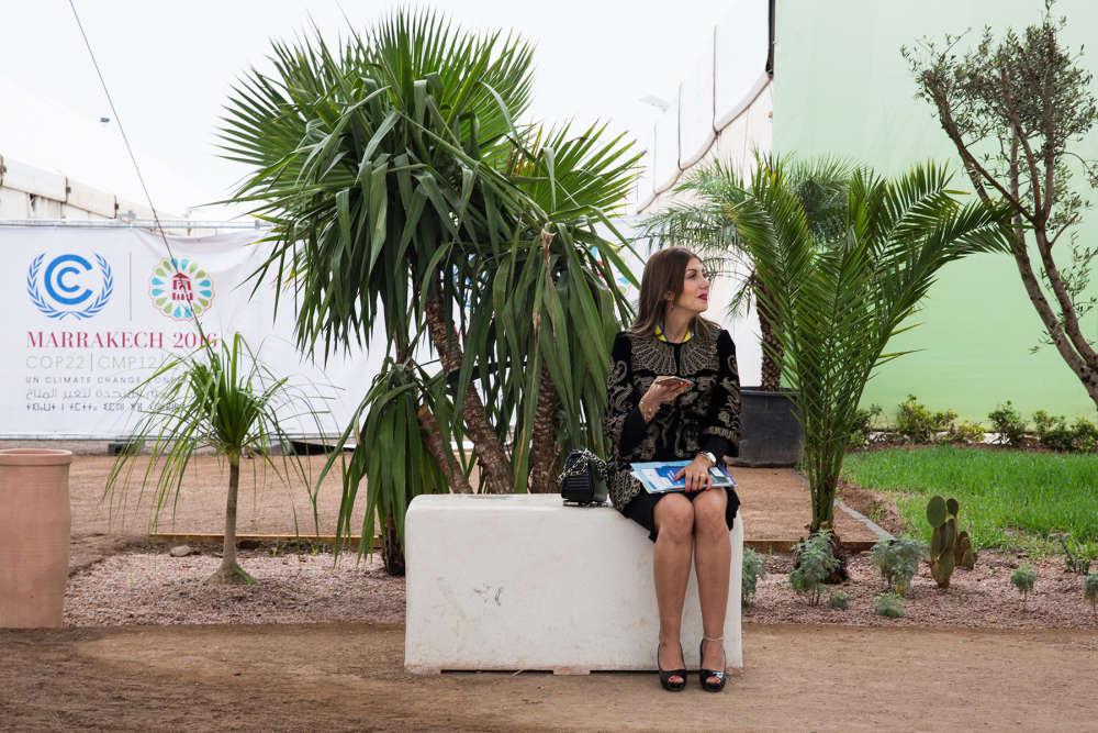 La 22e conférence de l'ONU sur le climat (COP22) s'est ouverte le 7 novembre à Marrakech. Le site dispose de plusieurs zones. La zone bleue est gérée par les Nations unies et bénéficie d'un statut d'inviolabilité, selon le principe d'extraterritorialité signé entre l'ONU et le Maroc, pays hôte.