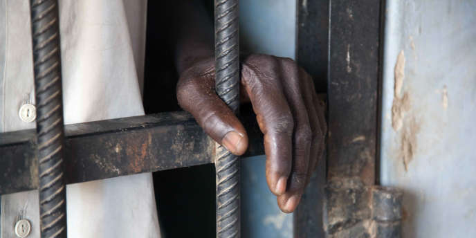 Dans une prison du Soudan, dans le nord du Darfour.