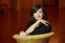 La Mezzo-Soprano Marianne Crebassa, à la Scala de milan, en juin.